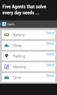 Agent - do not disturb & more Screenshot 1