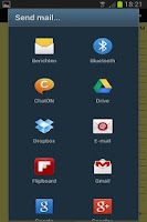 Screenshot of Notitieblok voor Notities