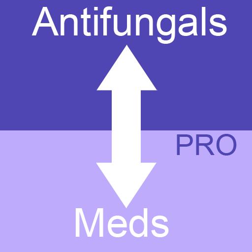 Antifungal Interactions Pro 醫療 App LOGO-硬是要APP