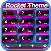 RocketDial Holo Theme