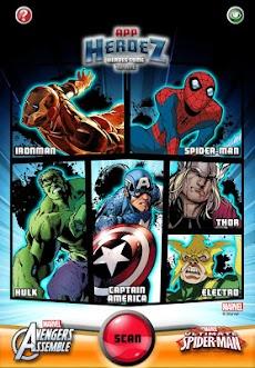 Marvel App Heroezのおすすめ画像1