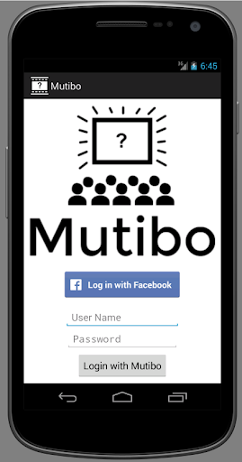 Mutibo - Movie Quiz on Cloud