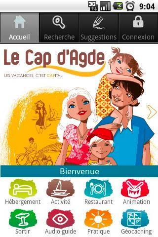 Cap d'Agde - screenshot