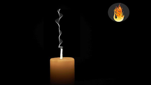 The Virtual Candle