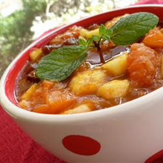 Hearty Fruit Compote