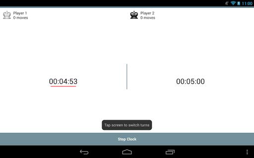 【免費娛樂App】Chess Game Clock Free-APP點子