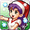 Christmas Princess Diamonds icon