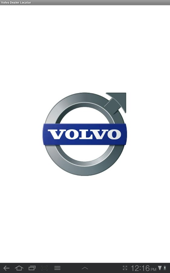 Volvo Trucks Dealer Locator - screenshot