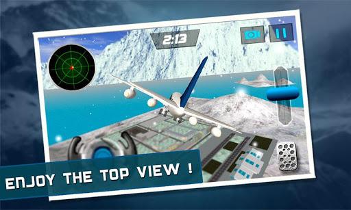 雪货机模拟飞行3D