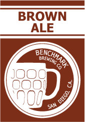 Logo of Benchmark Brown Ale