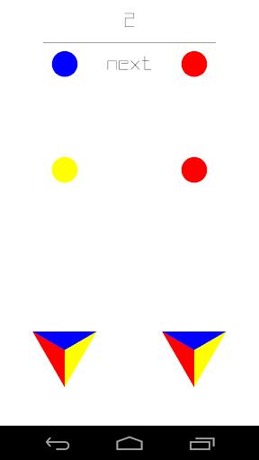 【免費街機App】24h coding challenge, 3 colors-APP點子