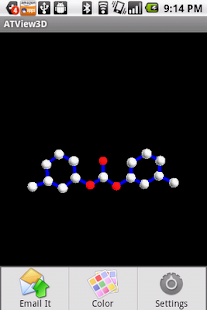 3D Molecule View- screenshot thumbnail