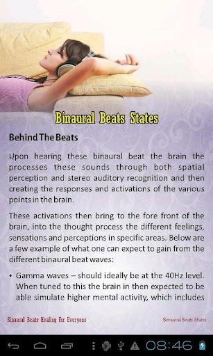 【免費健康App】Binaural Beats Healing-APP點子