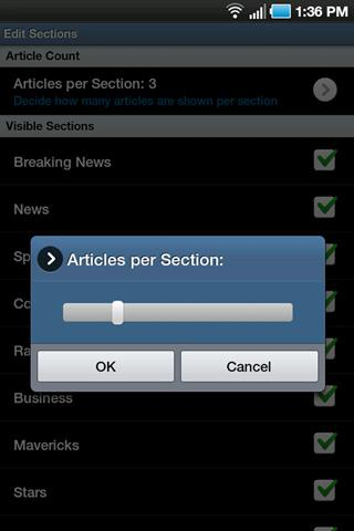 The Dallas Morning News- screenshot