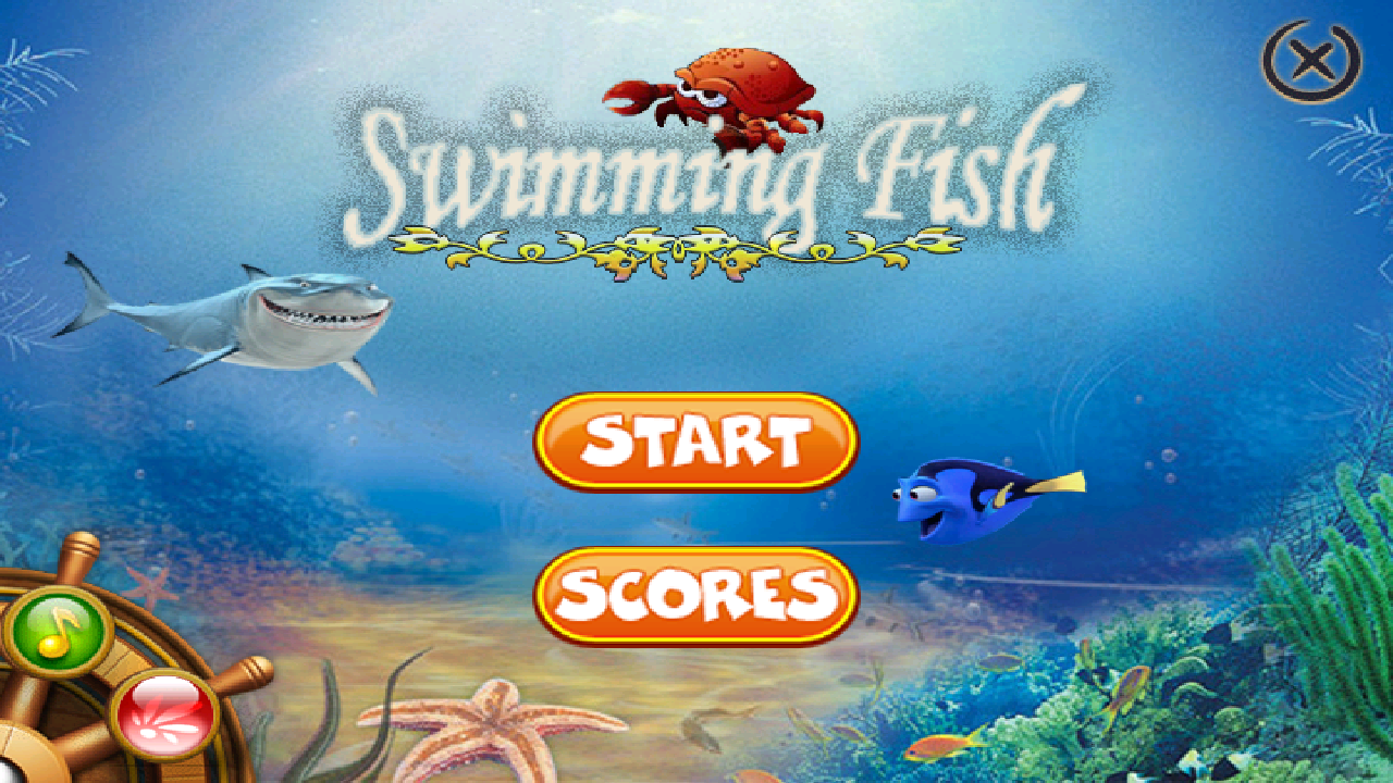 Swimming fish game android apps on google play for Fishing game android