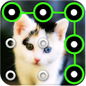 Cat Screen Lock Pattern icon