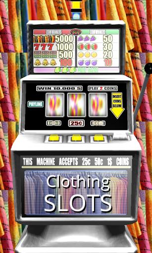 3D Clothing Slots - Free
