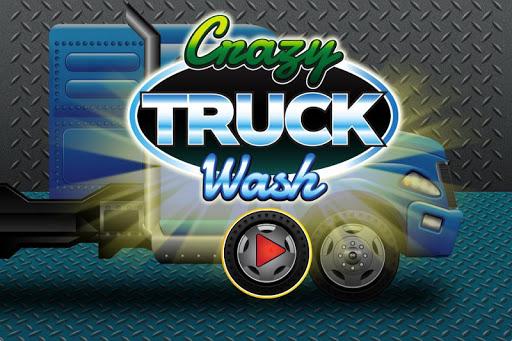 Lavado juego de camiones