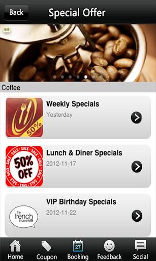 【免費生活App】French Brasserie-APP點子