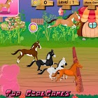 Horse Racing Mania - Girl game icon