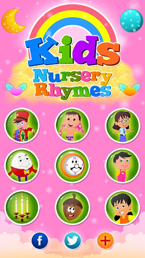 Kids Nursery Rhymes Lyrics 01