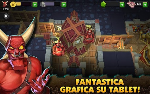 Dungeon Keeper- miniatura screenshot