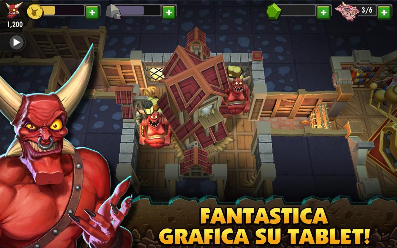 Dungeon Keeper - screenshot