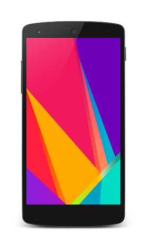 Stock Galaxy S5 Wallpapers