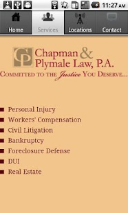 CP Law - screenshot thumbnail