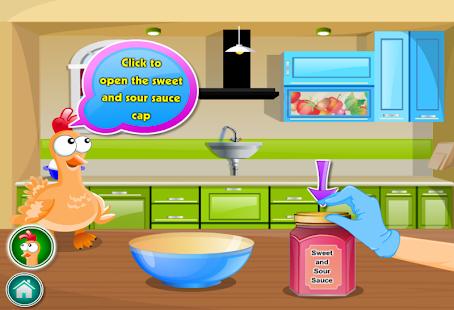 遊戲與食品女孩 休閒 App-愛順發玩APP