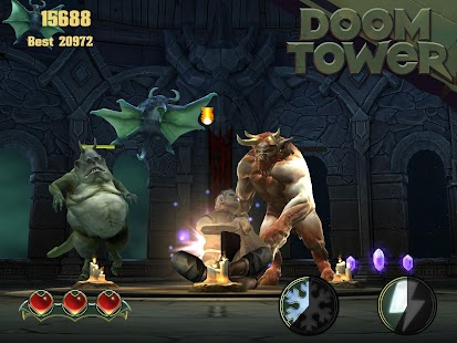 Doom Tower Screenshot 14