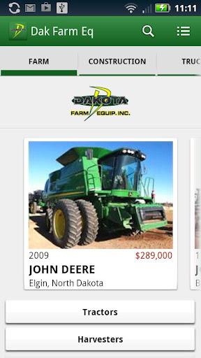Dakota Farm Equipment