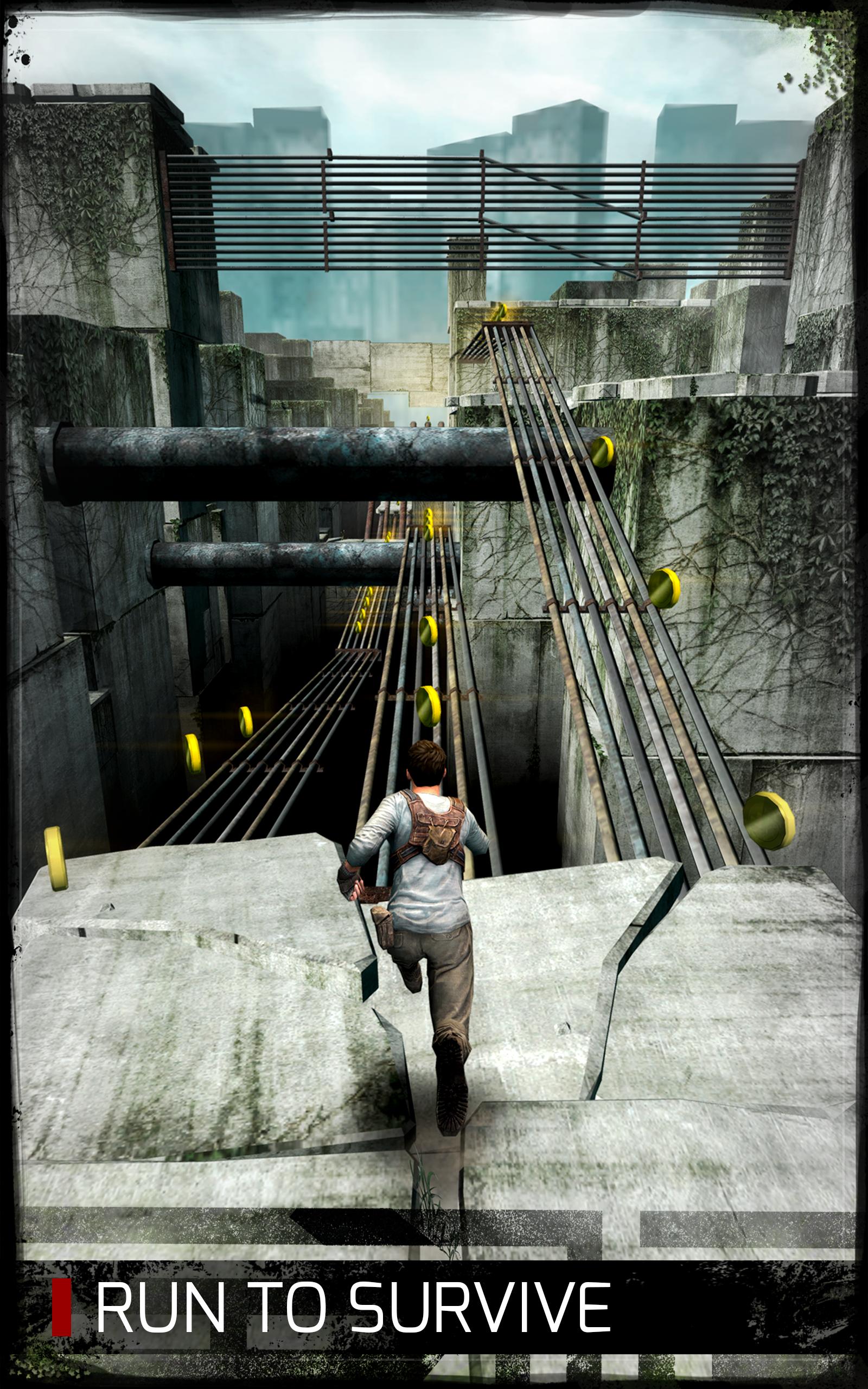 The Maze Runner screenshot #8