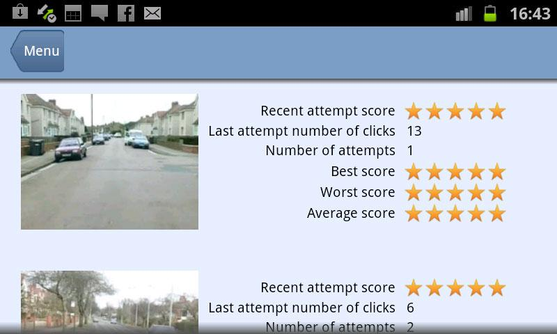 Hazard Perception Pro- screenshot