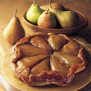 Tarte Tatin of Winter Pears Recipe