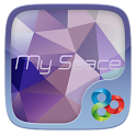 My Space GO Launcher Theme icon