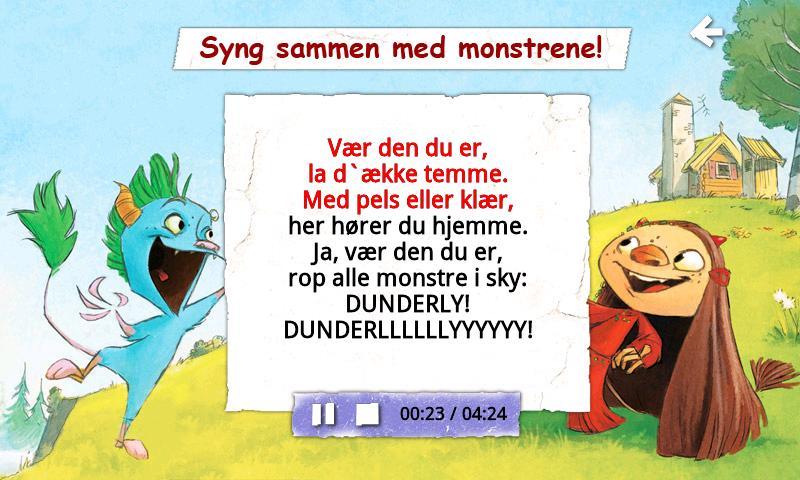Dunderly- screenshot