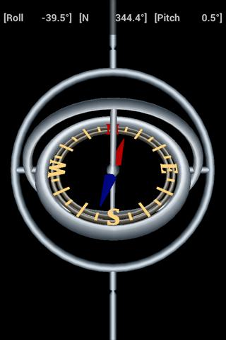 3D Compass Free - screenshot