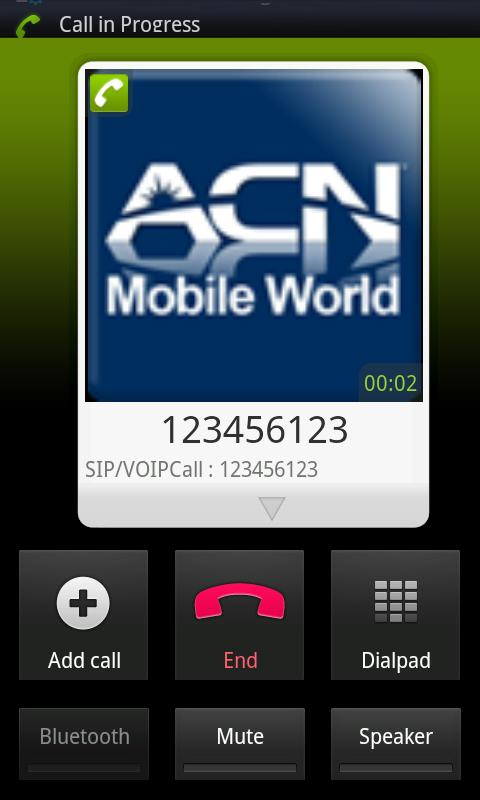 Korea ACN Mobile World- screenshot