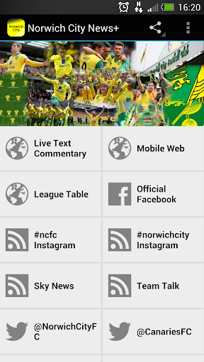 Norwich City News+