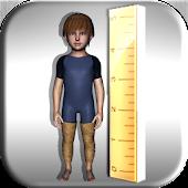 Toddler Height Predictor- Kids