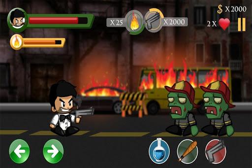玩免費動作APP 下載Crook Walk Blvd Zombies app不用錢 硬是要APP