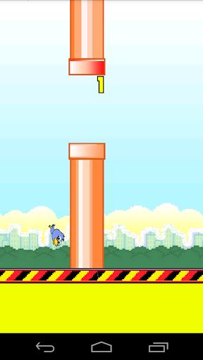 【免費街機App】Flappy Crane-APP點子