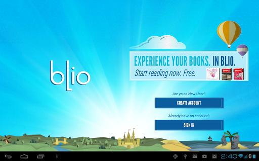 Blio eBooks