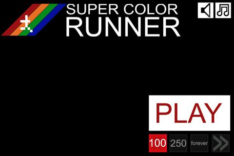 Super Color Runner- screenshot