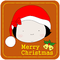 Okchuli Flick Christmas theme icon