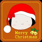 Okchuli Flick Christmas theme icon