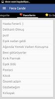 Screenshot of Fıkra Candır
