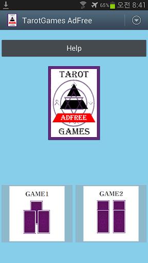 Tarot Games Adfree