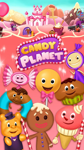 Candy Planet Factory Chef